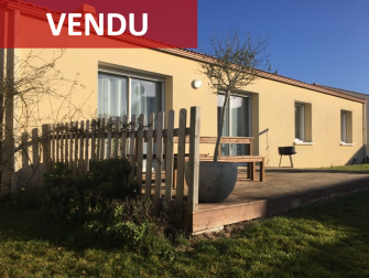 Vente maison L'AIGUILLON SUR VIE  - photo